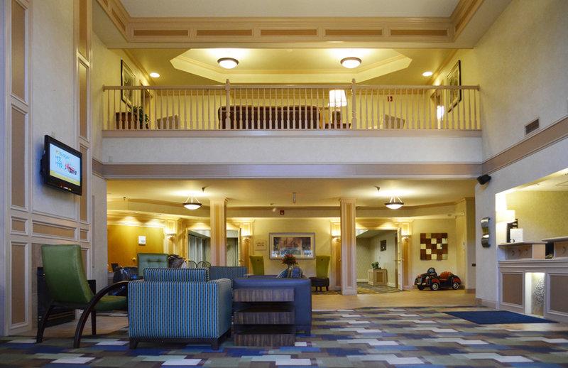 Holiday Inn Express Hotel & Suites  ST. JOSEPH Fasad