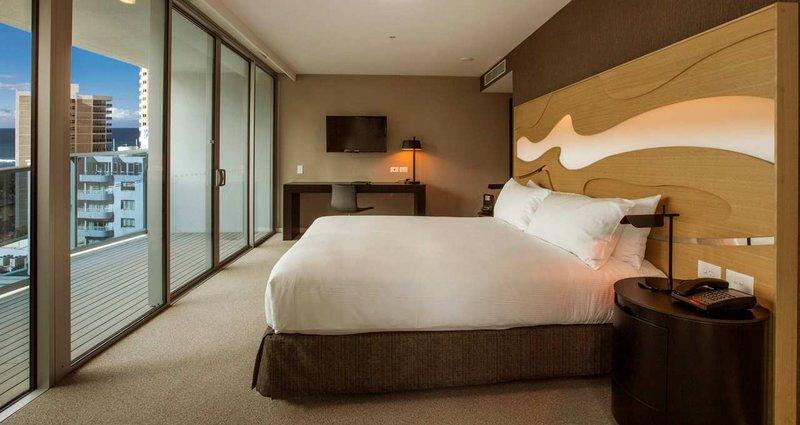 Hilton Surfers Paradise Vista de la habitación
