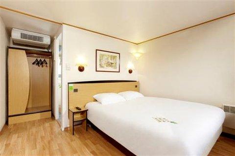 Campanile Epinal - Double Room