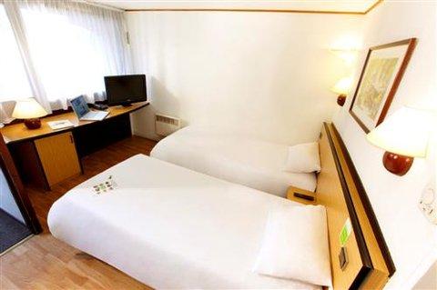 Campanile Epinal - Twin Room