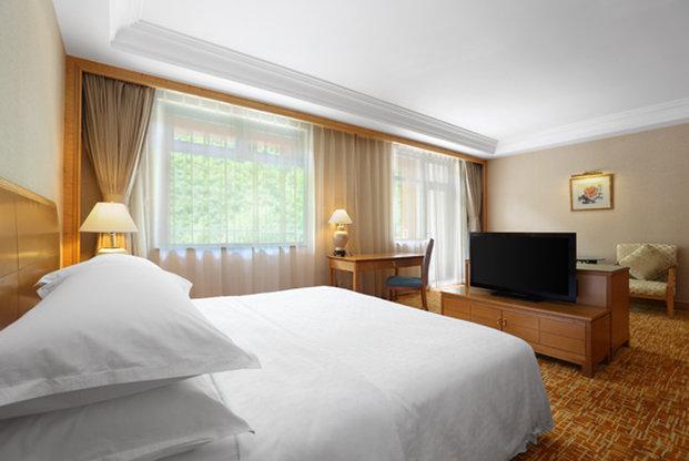 Sheraton Jiuzhaigou Resort View of room