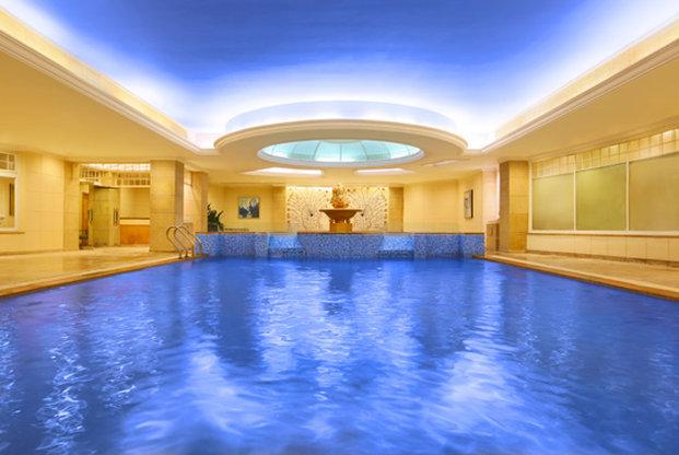 Sheraton Jiuzhaigou Resort Relaxation centre