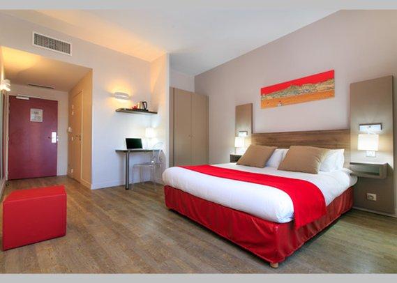 Quality Hotel Marseille Vieux Port Zimmeransicht