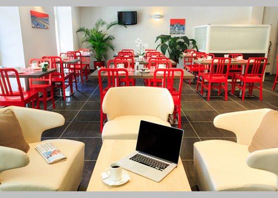 Quality Hotel Marseille Vieux Port Gastronomie