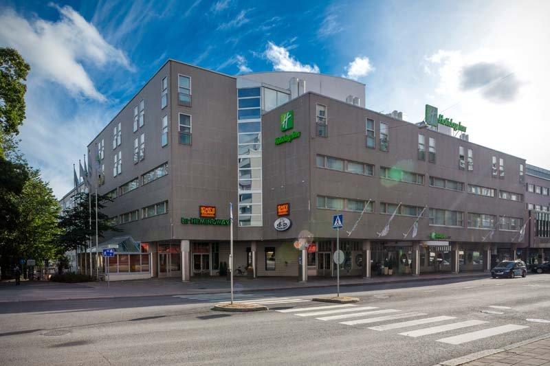 Holiday Inn Turku Vista exterior