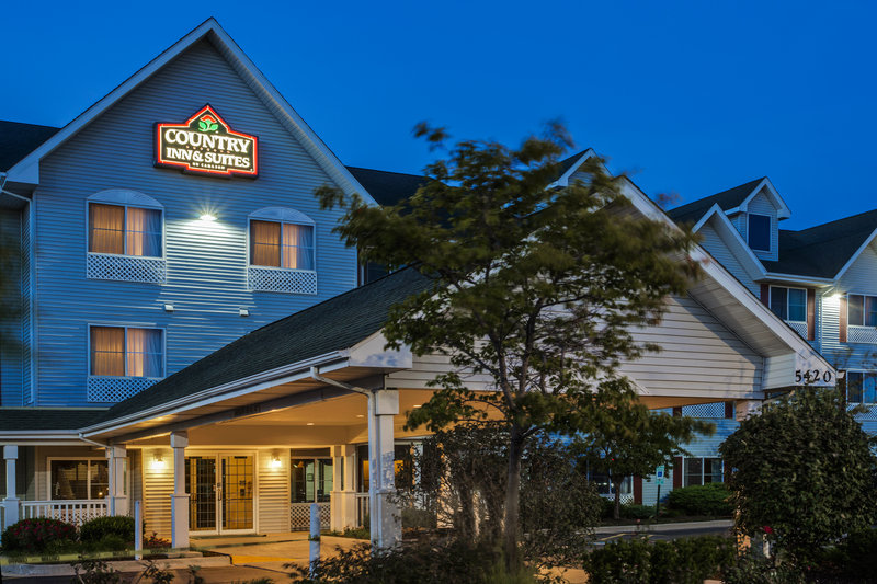 Country Inn & Suites By Carlson Gurnee Außenansicht