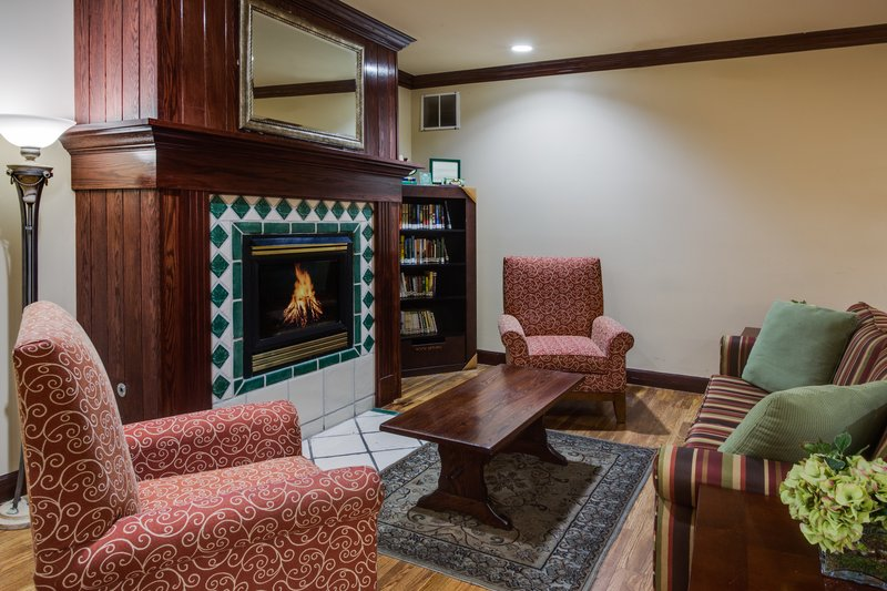 Country Inn & Suites By Carlson Gurnee Lobby