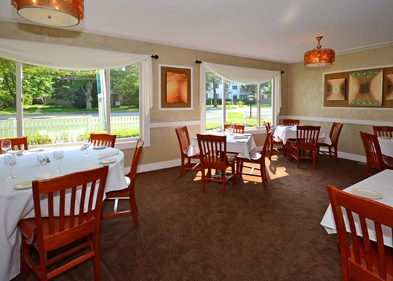Clarion Carriage House Inn Martha's Vineyard Gastronomie