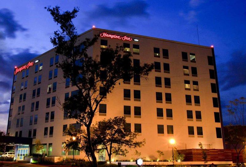 Hampton Inn by Hilton Guadalajara/Expo Exterior view