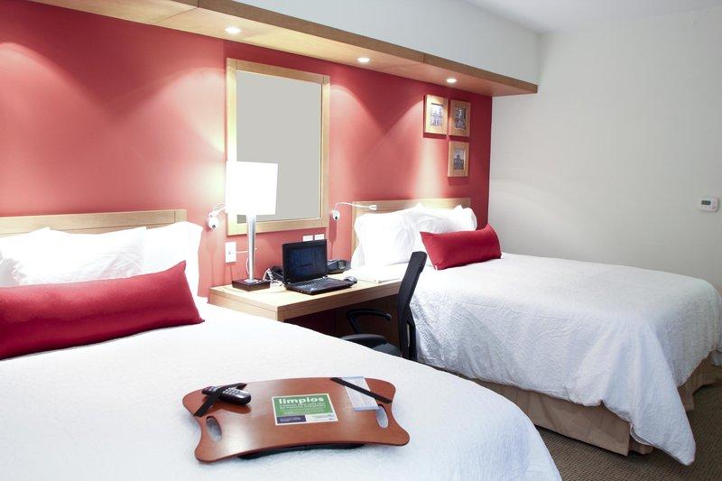 Hampton Inn by Hilton Guadalajara/Expo View of room