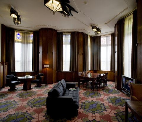 Grand Hotel Amrath Amsterdam - Suite at Grand Hotel Amr th Amsterdam