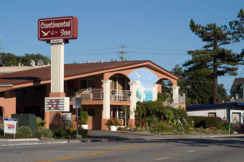 Continental Inn - Santa Cruz, CA