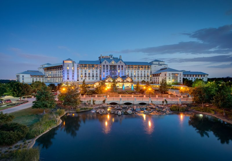 Gaylord Texan Resort and Convention Center on Lake Grapevine