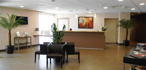 Appart Hotel & Spa Odalys Ferney Voltaire Geneve - Reception