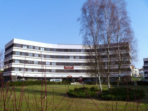Appart Hotel & Spa Odalys Ferney Voltaire Geneve - Exterieur
