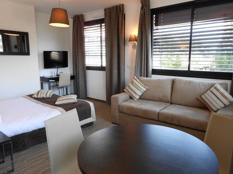 Appart Hotel & Spa Odalys Ferney Voltaire Geneve - FVJunior Suite