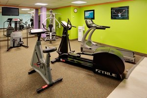 Fitness/ Exercise Room - Holiday Inn Fort Lee