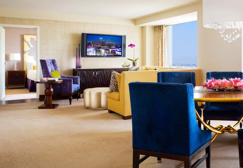 JW Marriott Los Angeles L.A. LIVE Chambre