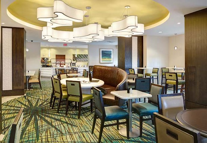 SpringHill Suites Orlando Convention Center/International Drive Area Gastronomía