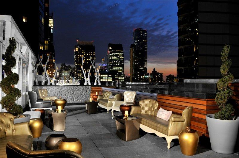Hilton Garden Inn Times Square Gastronomie