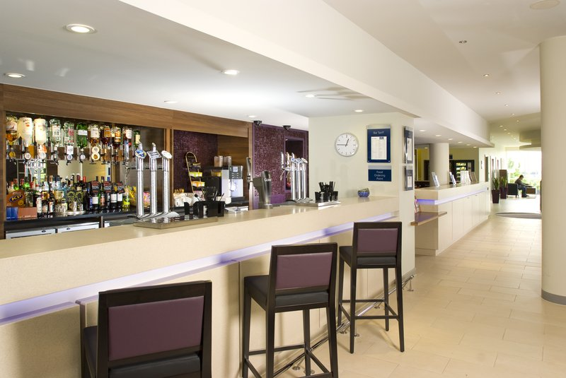 Holiday Inn Express London-Greenwich-A102(M) Bár/lounge