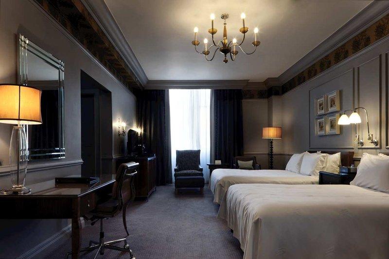 The Caledonian A Waldorf Astoria Hotel Rum