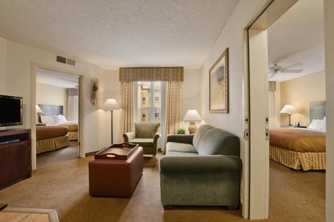 Homewood Suites Austin-South - 2 Bedroom Suite