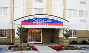 Exterior view - Candlewood Suites Fort Wayne