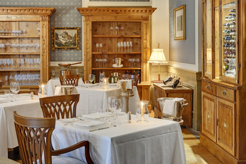 Cristallo Hotel Spa and Golf - Il Cantuccio  Chef s Private Table