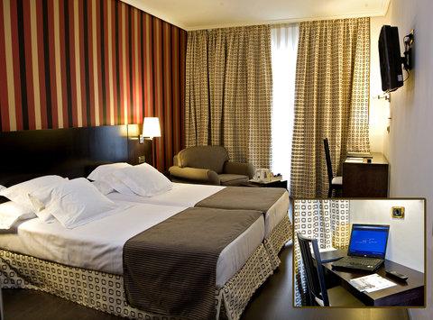 BEST WESTERN Hotel Conde Duque - Standard Room