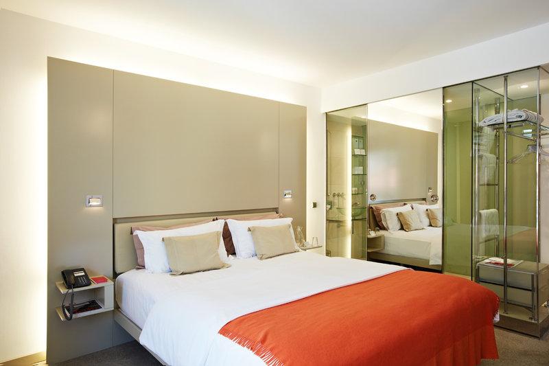 Hotel Josef 客室