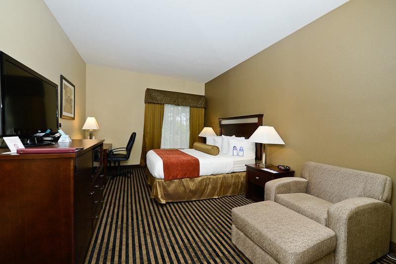 BEST WESTERN PLUS Prairie Inn - Albany, OR
