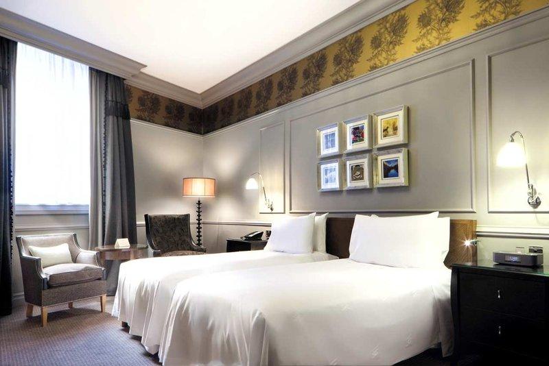 The Caledonian A Waldorf Astoria Hotel Billede af værelser