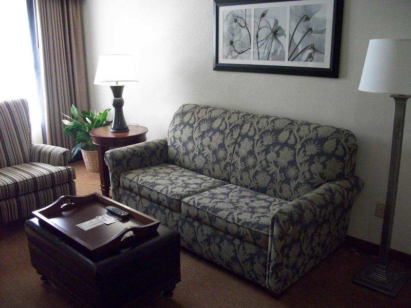 Homewood Suites Memphis-East Huonenäkymä