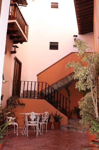 Hosteria Del Frayle Hotel - Exterior