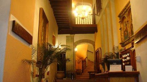 Hosteria Del Frayle Hotel - Lobby