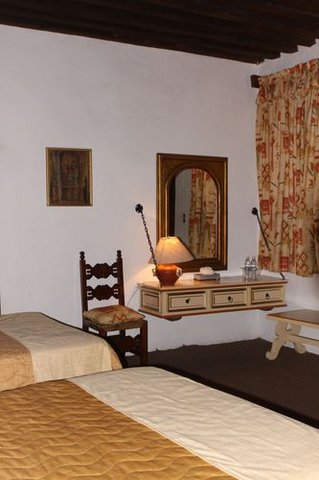 Hosteria Del Frayle Hotel - Room