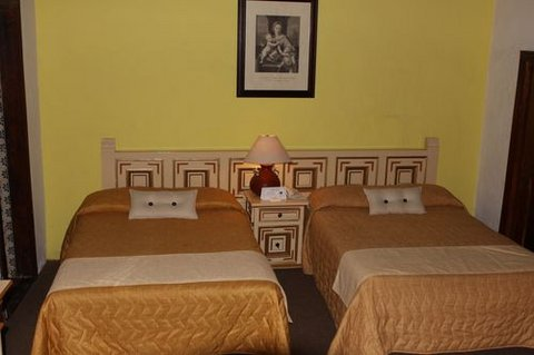 Hosteria Del Frayle Hotel - Double Room
