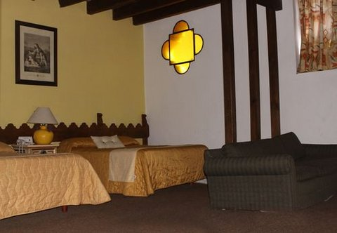 Hosteria Del Frayle Hotel - Superior Double
