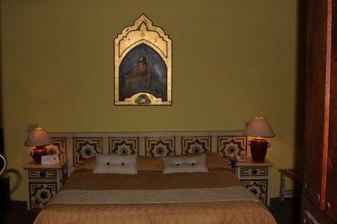Hosteria Del Frayle Hotel - Superior King