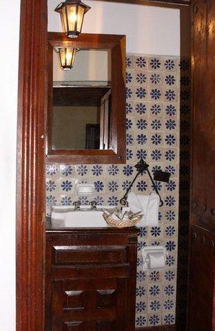 Hosteria Del Frayle Hotel - Bath