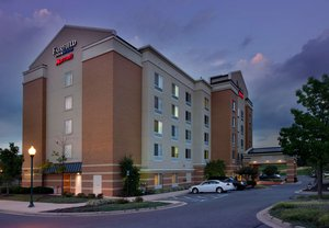 Exterior view - Fairfield Inn & Suites by Marriott Germantown