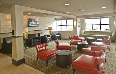 DoubleTree Suites by Hilton Huntsville South - Hotel Lobby 1