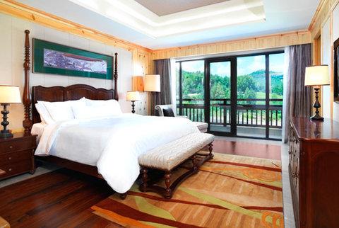 The Westin Changbaishan Resort - Westin Suite Bedroom