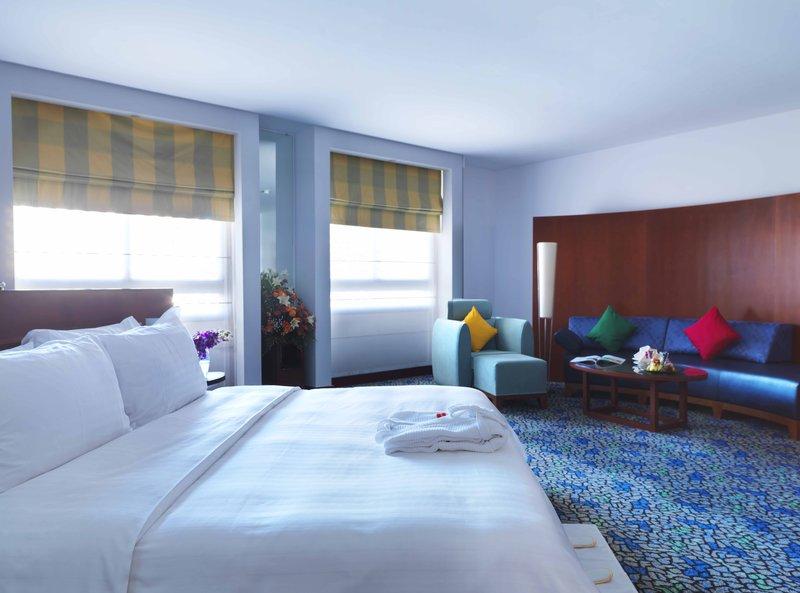 Hotel.de - Radisson Blu Hotel Riyadh