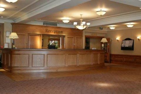 Hallmark Hotel Glasgow - Reception