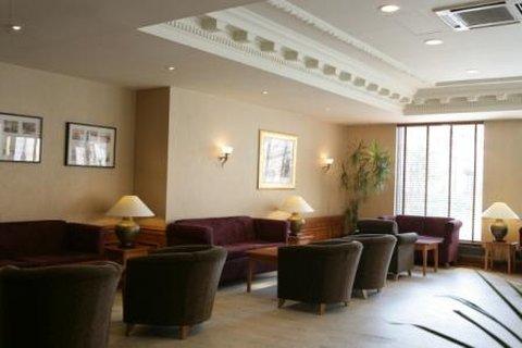 Hallmark Hotel Glasgow - Reception Lounge