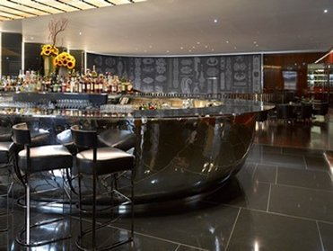 Bulgari Hotel London Bar/lounge