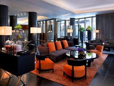 Bulgari Hotel London Lobby