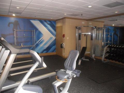 Park Inn by Radisson Dallas-Love Field, TX - Fitness Room